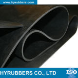 Feuille en caoutchouc courante pour l'usage d'industrie, feuille en caoutchouc de SBR, feuille en caoutchouc de Cr/NBR