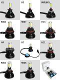 18 des Garantie-Oberseite-Lumen-80W 8000lm 9V-36V H1 H3 H7 9005 9006 Hauptmonate des licht-LED für Auto