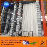 Rouleaux en céramique de choc thermique d'alumine de haute résistance et bonne de résistance