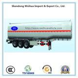 Sattelschlepper-Ladung-/Massenmaterial-Tanker mit 3 Wellen vom Lieferanten