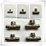 China-Herstellungs-Edelstahl-pneumatischer Stecker