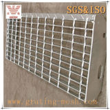 Ineinander greifen-Draht-Vergitterung/Stahlineinander greifen-Vergitterung