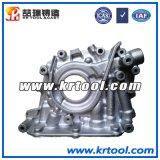 Pezzi meccanici di CNC con differenti materiali di generi