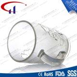 copo branco super da água do vidro de sílex 400ml (CHM8104)