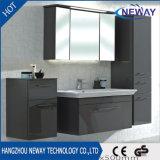 Einfaches an der Wand befestigtes Badezimmer-Schrank Kurbelgehäuse-Belüftung mit Spiegel