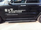 para a placa Running elétrica Cherokee grande de etapa lateral da potência dos auto acessórios de auto peças do jipe