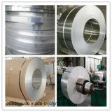 Tira de aluminio del final de 3004 molinos para el transformador eléctrico Widing
