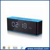 様式の目覚し時計の無線Bluetoothのスピーカーの最新