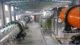 높은 Efficiency Rotary Dryer 또는 Drum Dryer