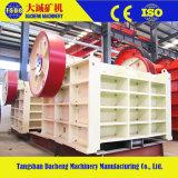 Exportación a la trituradora de quijada de la máquina de la trituradora de piedra de la India