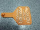 Máquina da marcação do laser do baixo preço para a impressão do Tag de orelha