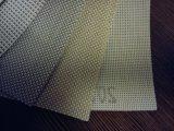 Tela solar das telas, da prata ou do revestimento branco da tela das cortinas de rolo da proteção solar de Blakcout para a máscara do rolo