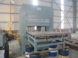 Presse vulcanisée par machine en caoutchouc de deux cylindres