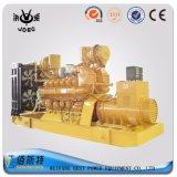 500kw/625kVA dieselmotor die het Vastgestelde Stille Type van Merk produceren Jichai
