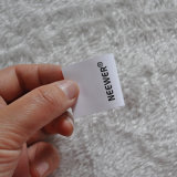 両方Sides Printed Wash SymbolsのWoven Care Label