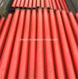 Dn125mm*4.5mm*3000mm Betonpumpe-Rohre für Hochkonjunktur-Pumpe