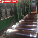 Сопротивление к давлению Prepainted гальванизированные стальные катушки PPGI