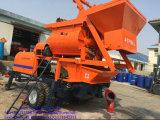 Tipo bomba de tratamento por lotes concreta do reboque (40m3/h)