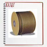 Nylon покрытый провод петли спирали металла