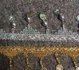 Manuelle Raupe-hängende Troddel-Spitze für Kleid