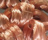 Fio de cobre da sucata