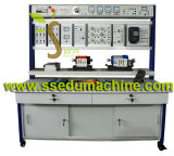Equipo educativo técnico del equipo de entrenamiento de la electrónica de potencia del amaestrador de la electrónica de potencia