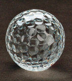 Crystal de vidro Ball para Home Decoration Gift