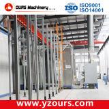 Sistema di rivestimento High-Efficiency della polvere con le fasi complete