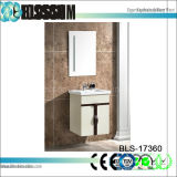 Дешевая установленная мебель шкафа ванной комнаты PVC (BLS-17360)