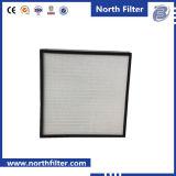 Filtro de ar de alta eficiência sem tabuleiro