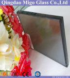 Construcción laminada reflexiva coloreada de cristal con la certificación de /SGS/ISO del Ce