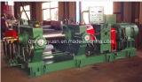 チンタオでなされる標準的な混合機が付いているゴム2ロール混合製造所機械