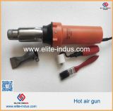 Hot Sale High Frequency HDPE Feuille de tissu Hot Wedge Welder