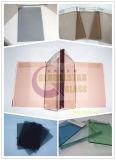 Luz - vidro reflexivo cinzento de 4mm a 8mm