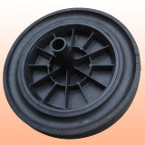 12 pollici Rubber Wheel per 360L Waste Bin