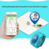 Relógio esperto do perseguidor do GPS para miúdos/pessoa (H3)