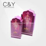 Douane die het Arabische Verpakkende Vakje van de Fles van het Parfum van het Document bijeenkomt