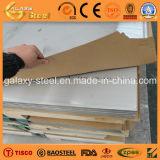 Fournisseur de la Chine de feuille de l'acier inoxydable 304