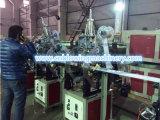 Новая производственная линия доски обхода PVC Devoloped имитационная мраморный