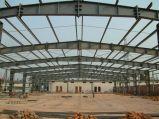 La maison flexible de modèle a préfabriqué l'entrepôt/atelier fabriqués en Chine