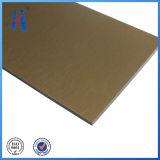 PE en PVDF Aluminium Composite Plastic Panel