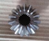 Stahl Kegelstirnradgetriebe mit Spline für die landwirtschaftlichen Maschinen