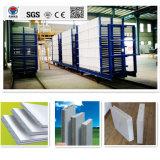 Máquina vertical do painel do SIP do cimento do EPS do composto de Tianyi Hotsale