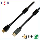 Hochgeschwindigkeits-HDMI Kabel, Stütz-Ethernet, 3D, 4k und Audios-Rückkehr