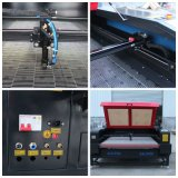 Rollen Materials Laser Cutting Machine mit Auto Feeding CO2 Laser Cutting 1610