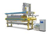 Filtre-presse de lavage automatique urbain de traitement des eaux résiduaires