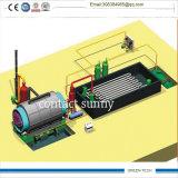 Abfall zum Energie-Raffinerie-Pyrolyse-Gerät 10tpd