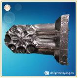Основание фильтра автозапчастей алюминия отливки силы тяжести, алюминий Zl201, основание фильтра топлива Zl202 для автомобиля