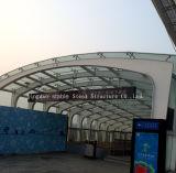 Вход Hall стальной рамки верхнего качества к метро, подземному месту для стоянки, железнодорожному вокзалу