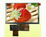 7インチの解像度800 x 480の高い明るさTFTの容量性接触パネル